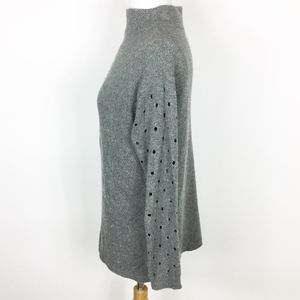 Anthropologie Sweaters - Anthropologie Moth Ceres Mock Neck Sweater sz. XS